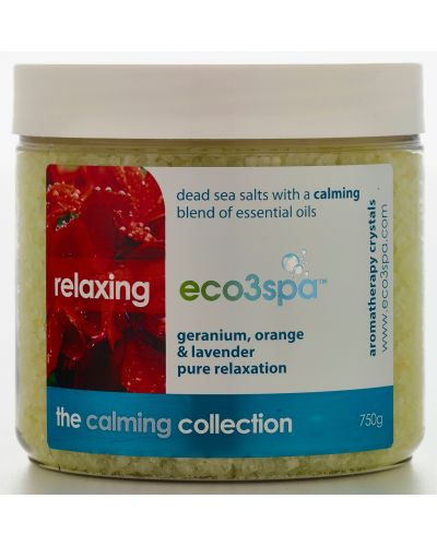 eco3spa Natural Aromatherapy - Relaxing
