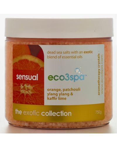 eco3spa Natural Aromatherapy - Sensual
