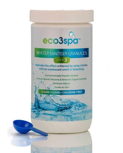 eco3spa water sanitising granules